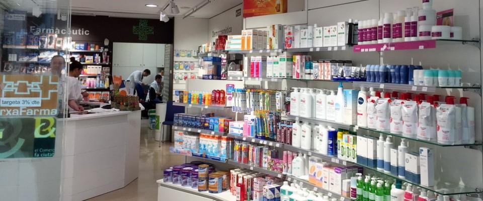 Iluminación LED para farmacias